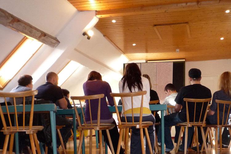 Mistlau Workshop CI-Projekt